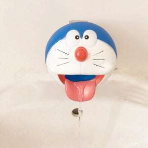 Cartoon Faucet Extender for Kid Children Wash hands Water saving Kitchen Bathroom Faucet Extender Cute Decoration Dropshipping