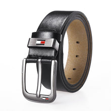Load image into Gallery viewer, Fashion Leather Belts for Mens Casual Retro Pu Microfiber Leather Belt Washed Belt Men's Leather Belt Factory Direct Wholesale