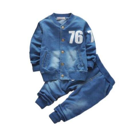 Children Boys Clothing Sets