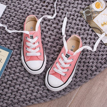 Load image into Gallery viewer, Kids Shoes for Girl Children Canvas Shoes Boys Sneakers