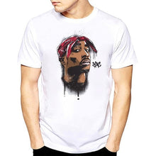 Load image into Gallery viewer, MICHELANGELO t-shirts men t shirts Harajuku Funny Print Tshirt Men Hip Hop 100% Cotton Streetwear Tee Shirt Homme Tops tees s-3L