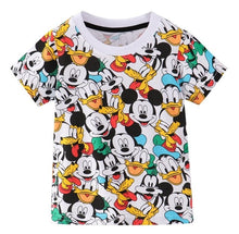 Load image into Gallery viewer, t Baby Kids Short Sleeve T Shirt Jeans Clothes Sets