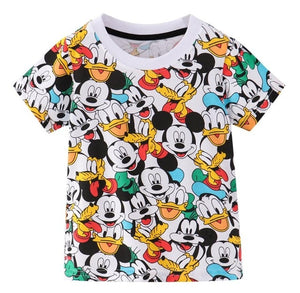 t Baby Kids Short Sleeve T Shirt Jeans Clothes Sets