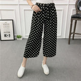 Women New Summer Wide Leg Pants