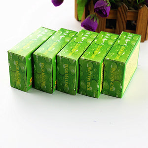 Soaps powerful acne remover! 100% Pure tea tree essential oil soap acne treatment and Remove whelk shrink pore face care soap