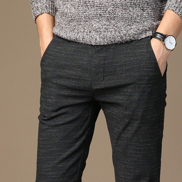 Brand Mens Spring And Summer Casual Pants