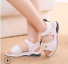 Load image into Gallery viewer, NEW girls summer sandals