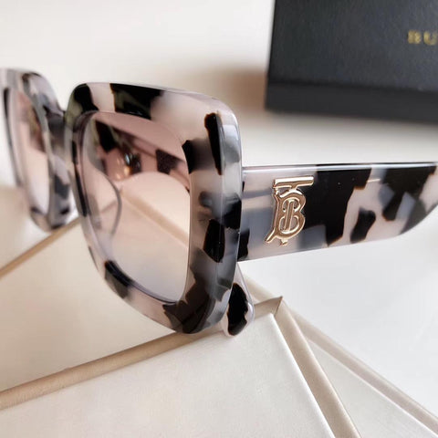 New hot-selling brand designer sunglasses classic square plate shiny gold style