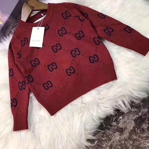 Designer Luxury Sweater Autumn Brand Design Knitted Pullover sweaters