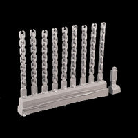 "alt=""scenic resin chain lengths on sprue"""