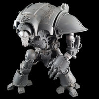 "alt=""imperial knight arm extension joints shown in use on a gauntlet arm modelled on an imperial knight"""