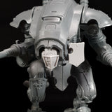 "alt=""imperial knight armiger pictured with a twin head and an attached tilt shield to the left"""