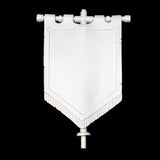 "alt=""Imperial knight canopy mounted banner pole front view"""