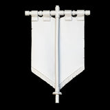 "alt=""Imperial knight canopy mounted banner pole rear view"""