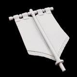 "alt=""Imperial knight canopy mounted banner pole, rear quarter view"""