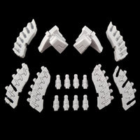 "alt=""tau broadside battlesuit smart missile pods unassembled components"""