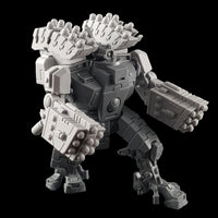 "alt=""tau broadside battlesuit smart missile pods assembled on a broadside along with missile pod arms"""