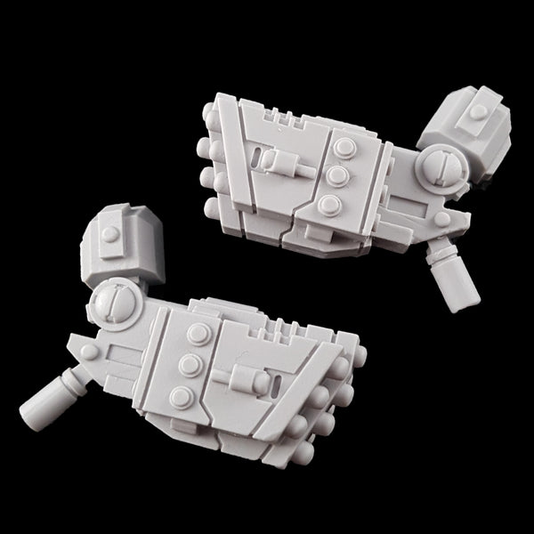"alt=""tau broadside battlesuit missile arms assembled"""