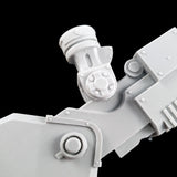 "alt=""imperial knight replacement arm joint attached to buzz saw arm"""