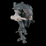 "alt=""Armiger wardog electromagnetic lock energy weapon without gun shield shown on an armiger imperial knight"""