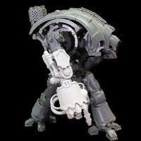 "alt=""imperial knight melee gauntlet on imperial knight, posed so it is pointing at the floor"""