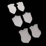"alt=""imperial knight dominus shoulder mounted tilt shields all 3 designs"""