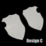 "alt=""imperial knight dominus shoulder mounted tilt shield design C"""