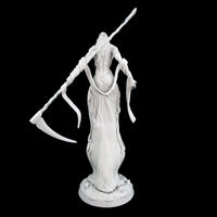 "alt=""Star reaper nightbringer assembled and unpainted rear view"""