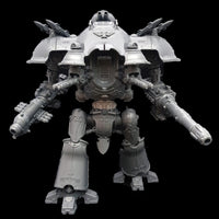 "alt=""imperial knight waist extension joint shown mount of a dominus knight"""