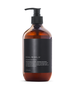 SANDALWOOD & ROSE GERANIUM HAND WASH