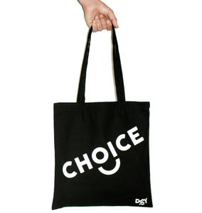 D&Y TOTE BAG - CHOICE BLACK