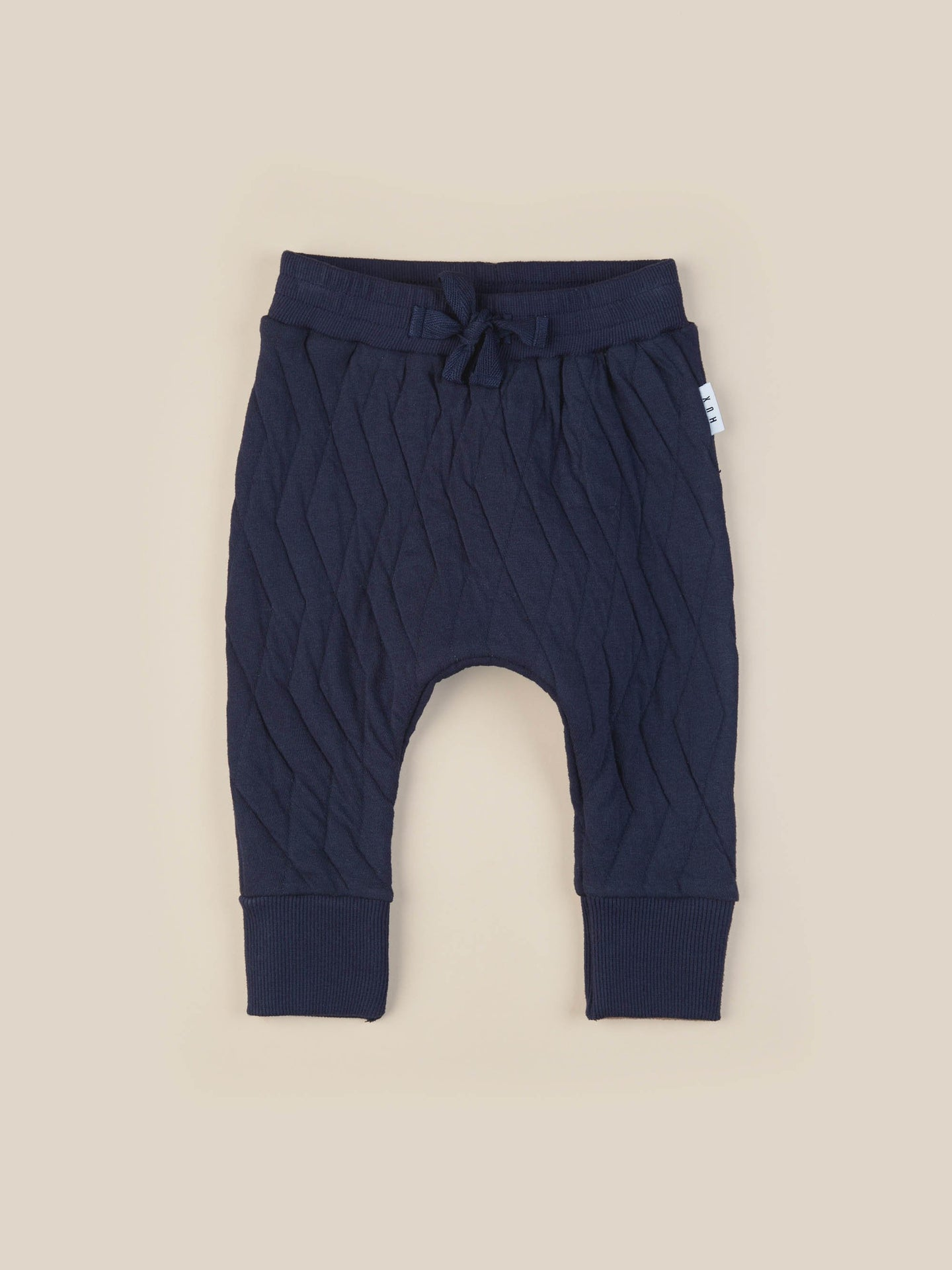 STITCH PANT KID - NAVY
