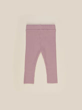 Load image into Gallery viewer, ORCHID RIB LEGGINGS KID