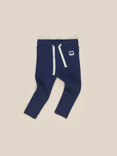Load image into Gallery viewer, DARK BLUE RIB LEGGINGS KID