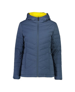 MOKE JILL REVERSIBLE/WEATHERPROOF DOWN JACKET