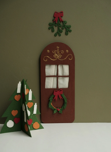 DIY - Elf door accessories
