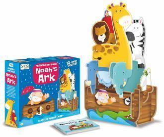 ASSEMBLE & BUILD NOAH'S ARK