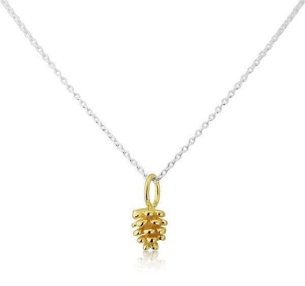 Caledonian Yellow Gold Necklace