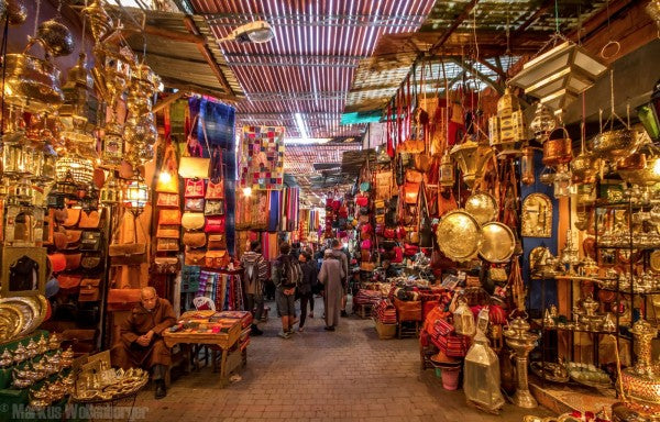 Haggle in the Souk