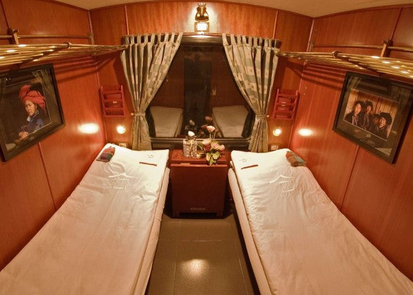 Victoria-Sleeper-Train