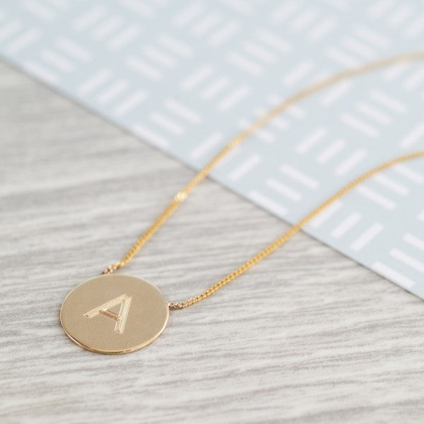 Westbourne Gold Necklace 2