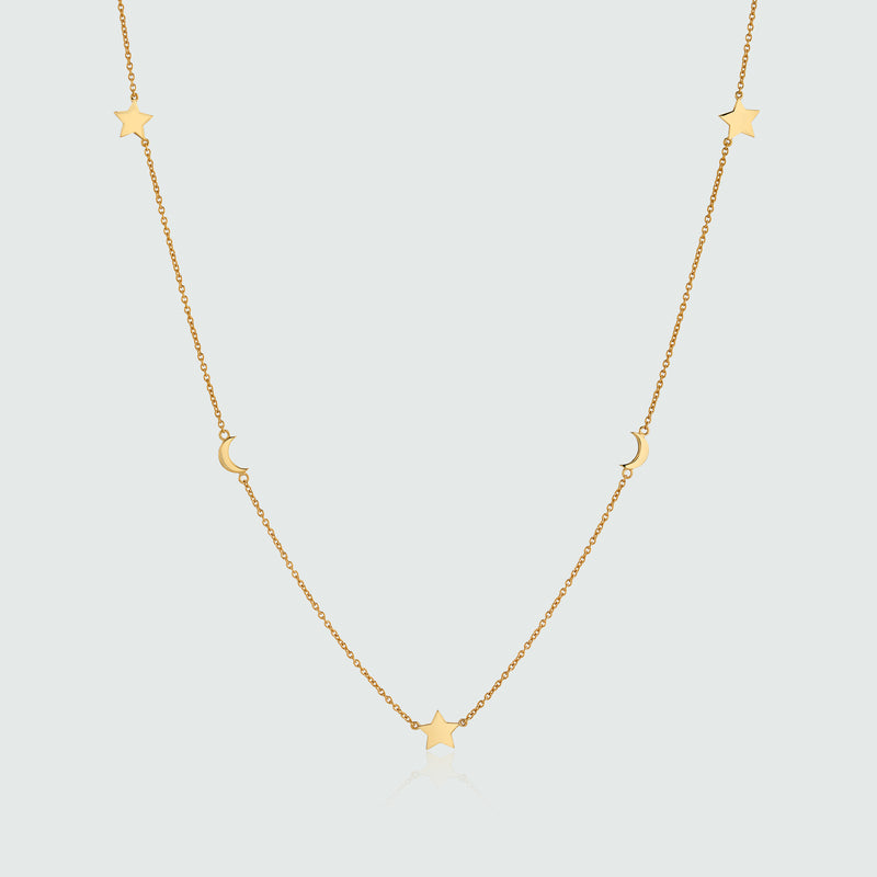 Deia Large Yellow Gold Vermeil Kiss Hoop Earrings - aureejewellery