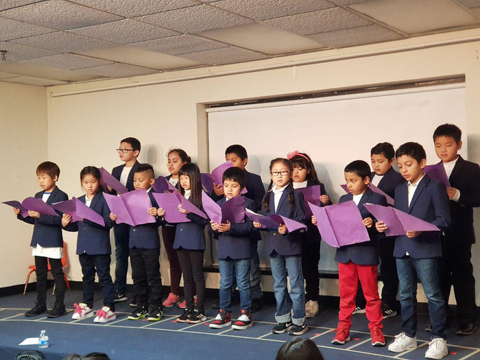 Joyful Learning Xmas Concert 2019
