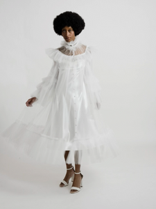 TULLE CHERUB DRESS