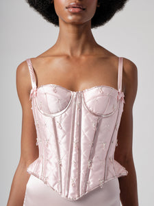 PINK CHARLIE CORSET