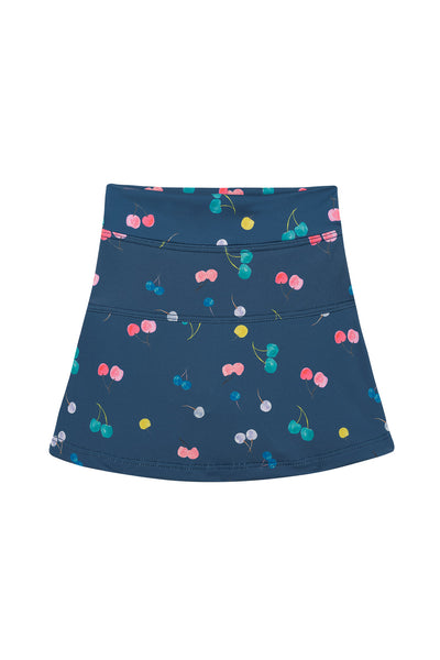 Saia Shorts Cereja