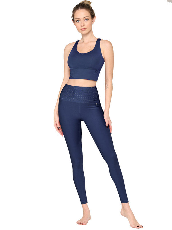 Women's Yoga Pants Body Contouring High Waisted Athletic Performance Leggings with Pocket - DAILYHAUTE