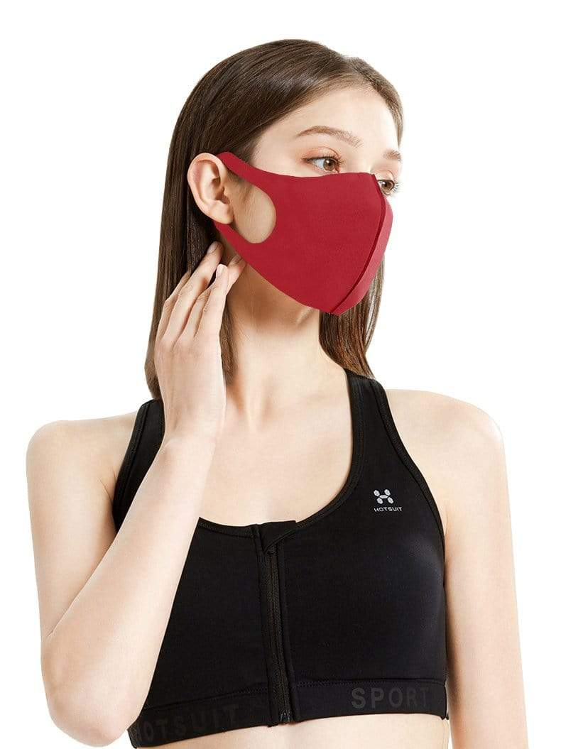 DAILYHAUTE FACE MASK 5 or 10-Pack Unisex Non-Medical Reusable Face Masks