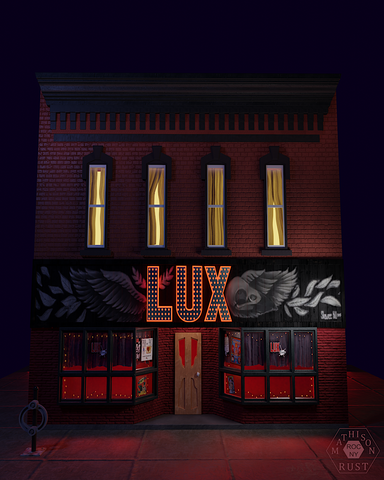 Lux Lounge