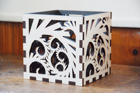 Folding Fern - Pixel Box